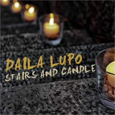 STAIRS AND CANDLE - DAILA LUPO